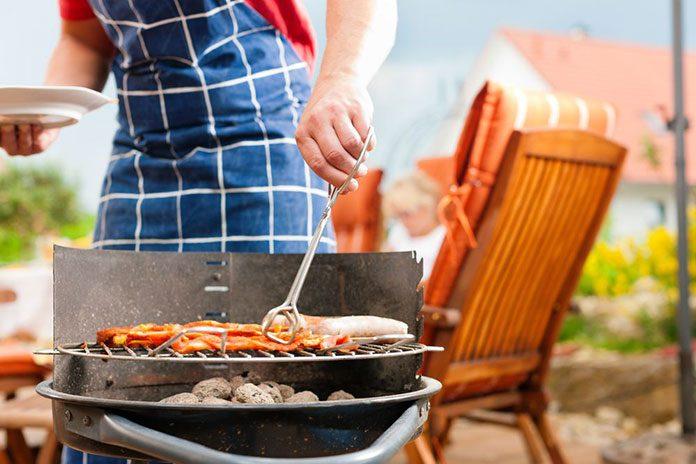 Rozpalanie grilla - to jest łatwe