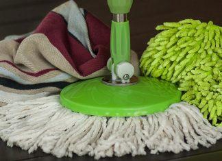 Dlaczego warto używać mopa podczas sprzątania?