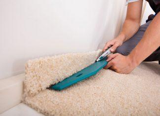 Walka z dywanowymi odgnieceniami