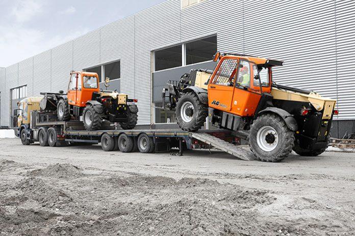Bogata gama maszyn budowlanych