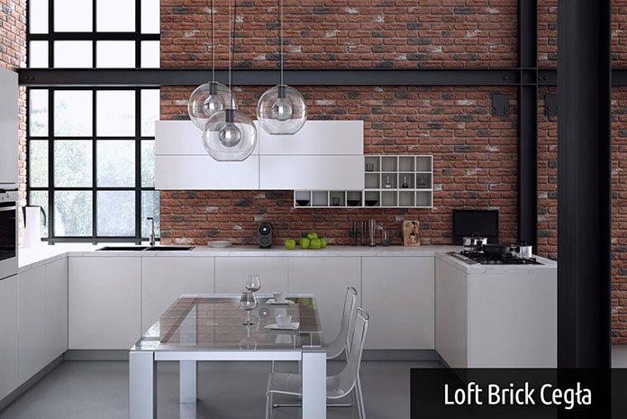 Kamień dekoracyjny – 3 propozycje aranżacji w kuchni, sypialni i łazience