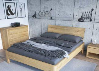 Czas na zakup wygodnego łóżka z drewna!