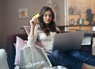 kupowanie kosmetyków w internecie